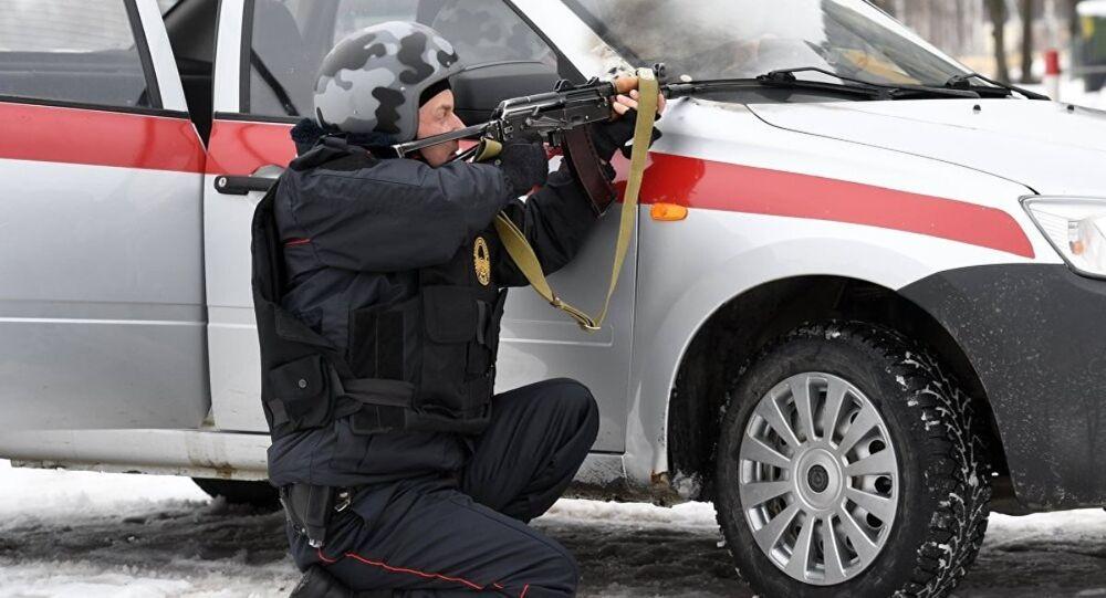 Çeçenistan'daki saldırı