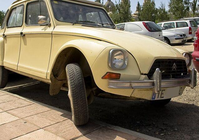 iran - otomobil