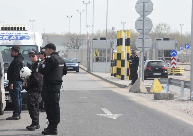 Bulgaristan- Türkiye sınırı