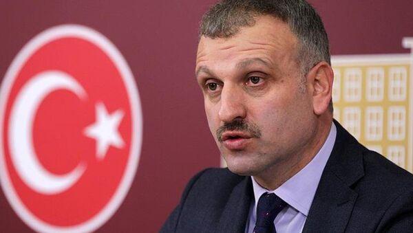 Cumhurbaşkanı Recep Tayyip Erdoğan'ın başdanışmanı Oktay Saral - Sputnik Türkiye