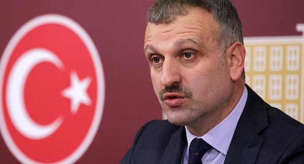 Cumhurbaşkanı Recep Tayyip Erdoğan'ın başdanışmanı Oktay Saral