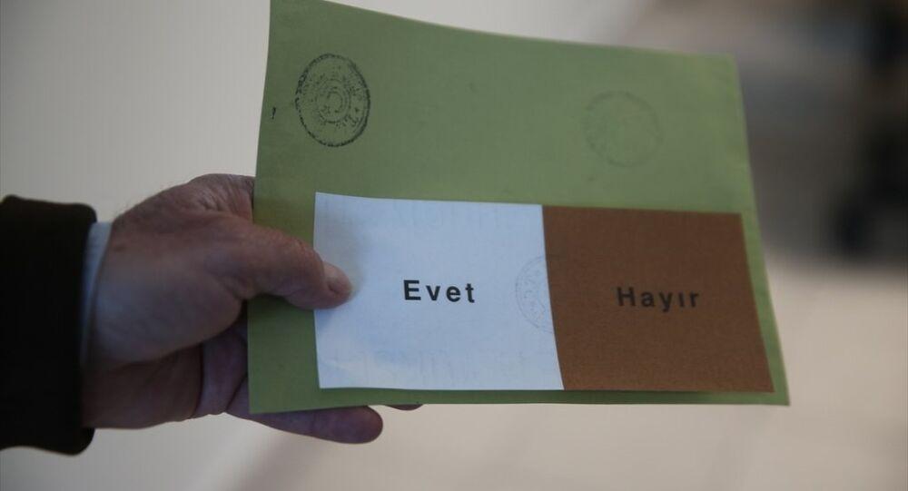 Referandum - oy