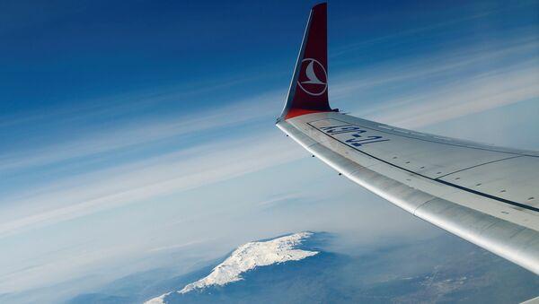 Türk Hava Yolları (THY) / Boeing 737-800 - Sputnik Türkiye