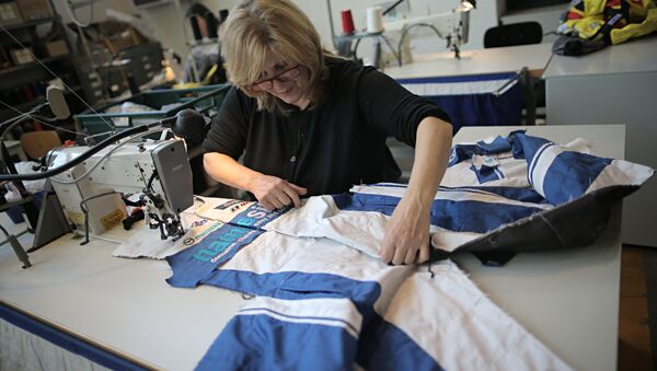 İtalya'da çalışan kadınlar - Sputnik Türkiye
