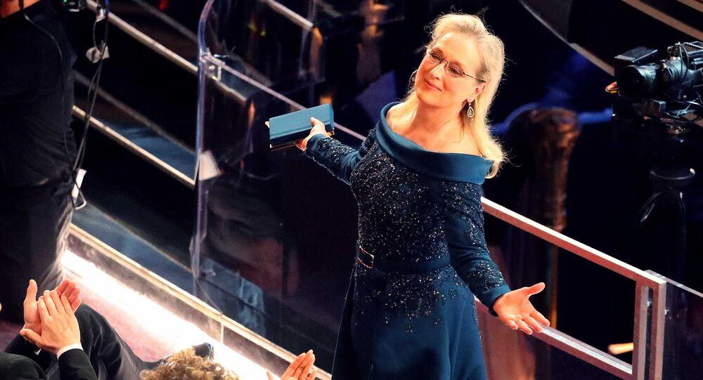 Oyuncu Meryl Streep