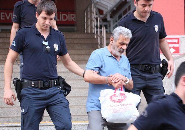 Fethullah Gülen'in amcasının oğlu Şemsettin Gülen