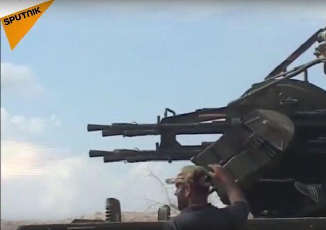 Suriye ordusu, Hama'da Fetih el Şam saldırılarını püskürtmeye devam ediyor