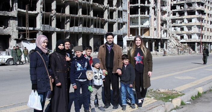 Maryana Naumova Suriye'de