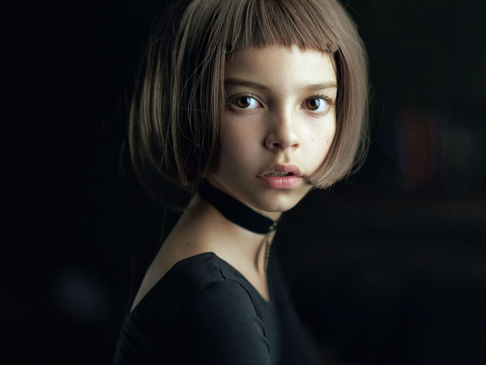 Rus fotoğrafçı Alexander Vinogradov'un 'Mathilda' adlı çalışması