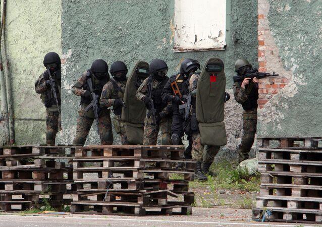 Rusya Federal Güvenlik Servisi (FSB) operasyonu