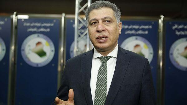 Irak Türkmen Cephesi (ITC) Başkanı Erşet Salihi - Sputnik Türkiye