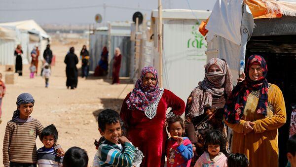 BM: Suriyeli sığınmacı sayısı 5 milyonu geçti - Sputnik Türkiye
