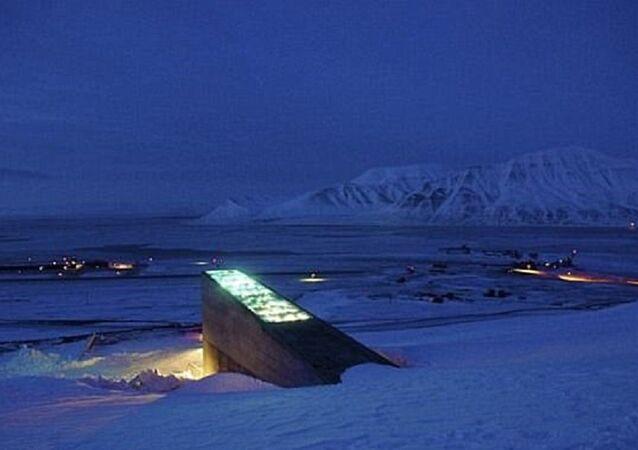 Norveç'te kurulan tohum bankası