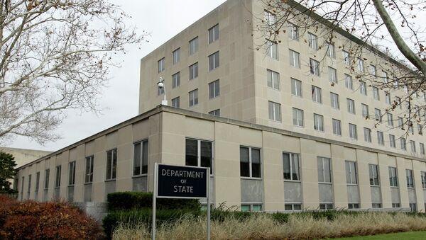 ABD Dışişleri Bakanlığı - Sputnik Türkiye