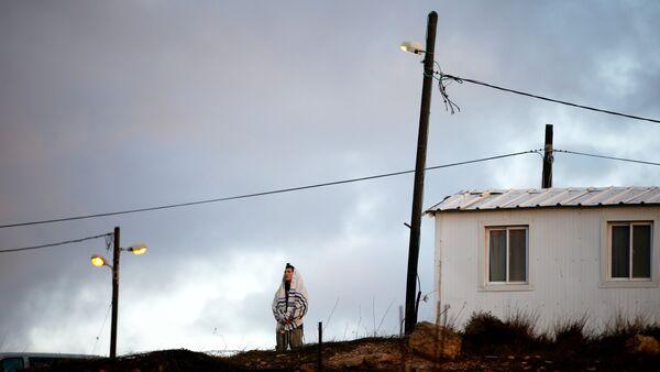 İsrail - Batı Şeria / Yasadışı Yahudi yerleşim yeri - Sputnik Türkiye