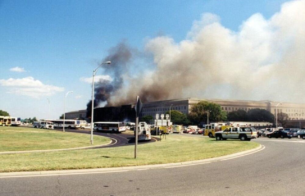 FBI, 11 Eylül'de Pentagon saldırısınının fotoğraflarını ilk kez yayınladı