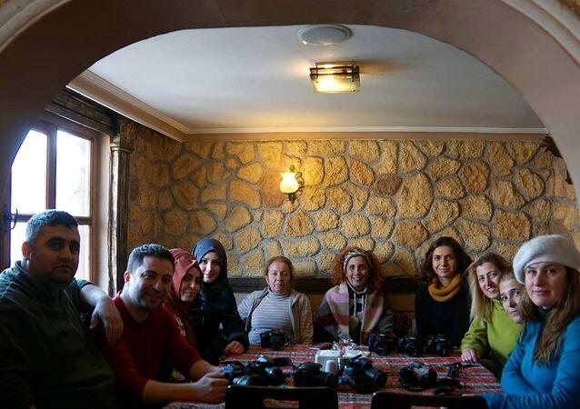 Çankaya Evleri, Türkiye'ye yerleşen Rusları da ağırlıyor