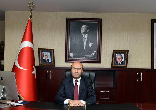 Adana Valisi Mahmut Demirtaş