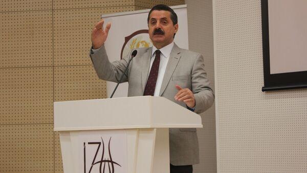 Gıda Tarım ve Hayvancılık Bakanı Faruk Çelik - Sputnik Türkiye