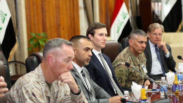 ABD heyeti Irak'ta İbadi ile görüştü - Sputnik Türkiye