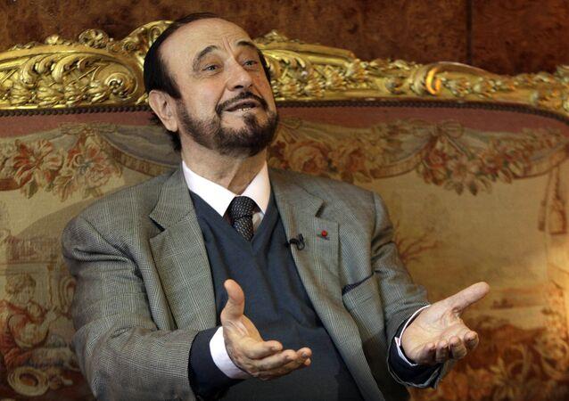 Suriye Devlet Başkanı Beşar Esad'ın amcası Rıfat Esad