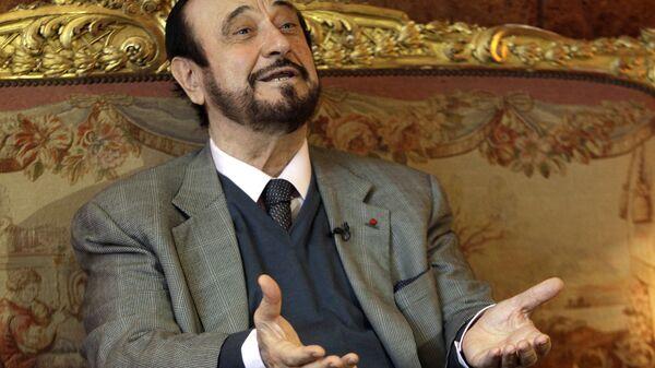 Suriye Devlet Başkanı Beşar Esad'ın amcası Rıfat Esad - Sputnik Türkiye