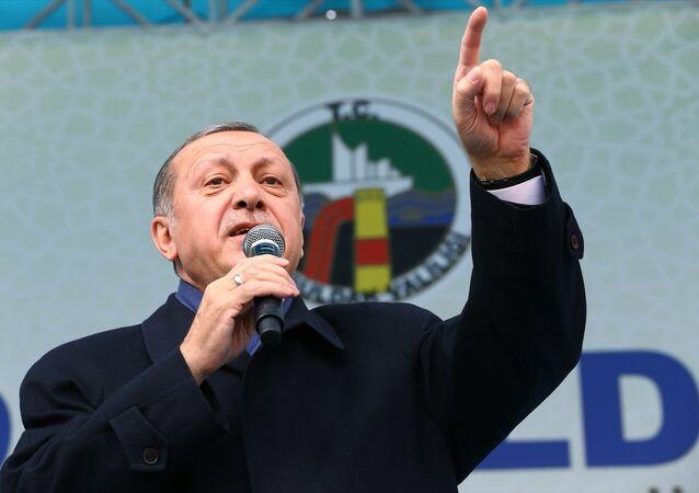 Recep Tayyip Erdoğan / Zonguldak