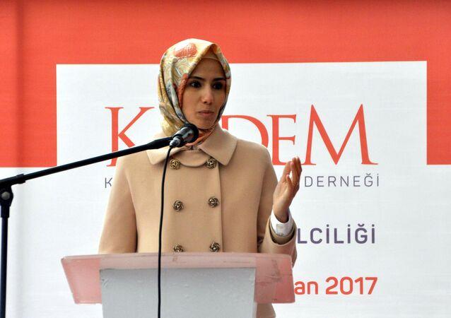 Sümeyye Erdoğan Bayraktar