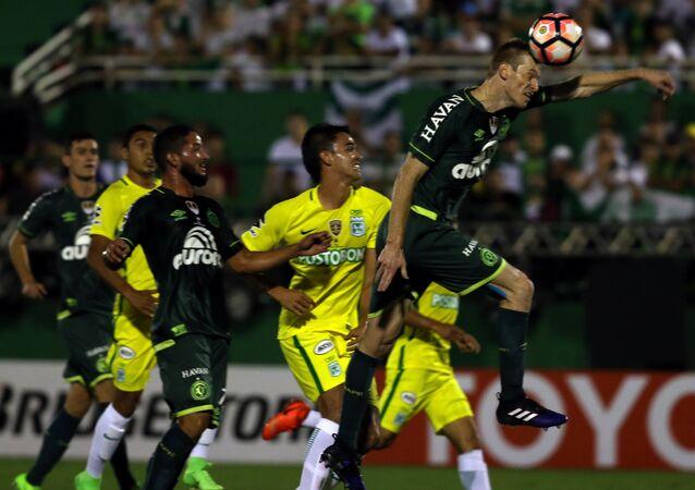 Chapecoense kaza sonrası ilk resmi maçını kazandı