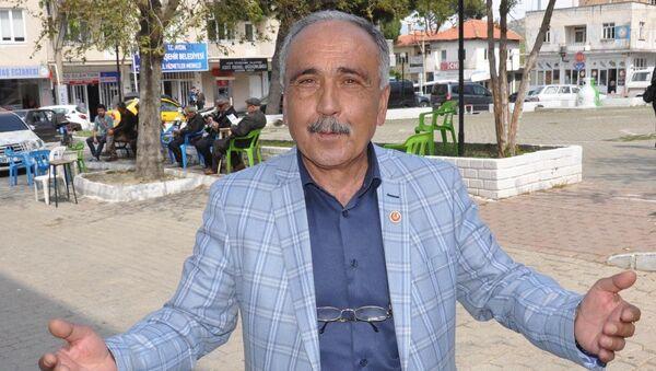 Muhtarlar Derneği Başkanı Muammer Karadeniz - Sputnik Türkiye
