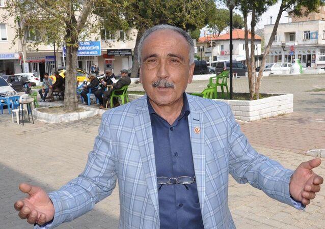 Muhtarlar Derneği Başkanı Muammer Karadeniz