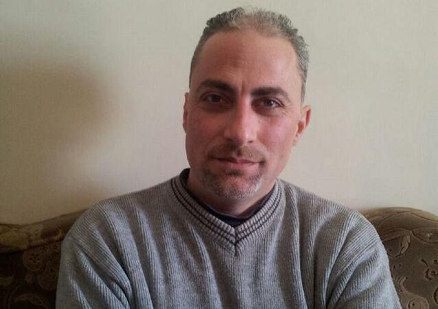 Demokratik Suriye Meclisi Yöneticisi Rezan Hiddo