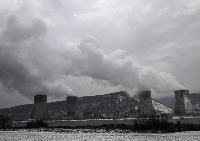 Fransa'da nükleer santral