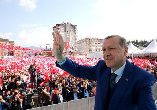 Recep Tayyip Erdoğan / Hatay
