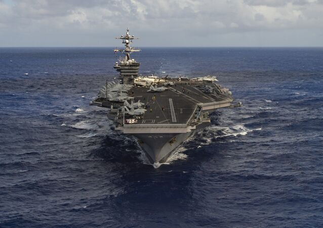 Carl Vinson Uçak Gemisi Görev Grubu