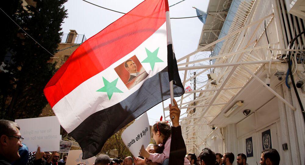 Suriye- Devlet Başkanı Beşar Esad