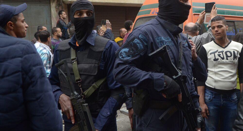 İskenderiye- Mısır askeri