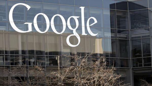 Kaliforniya'daki Google binası - Sputnik Türkiye
