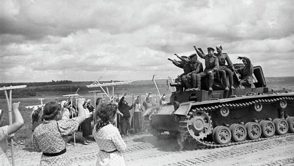 Sovyet Tankı - Sputnik Türkiye