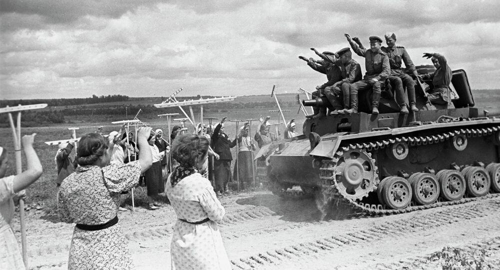 Sovyet Tankı