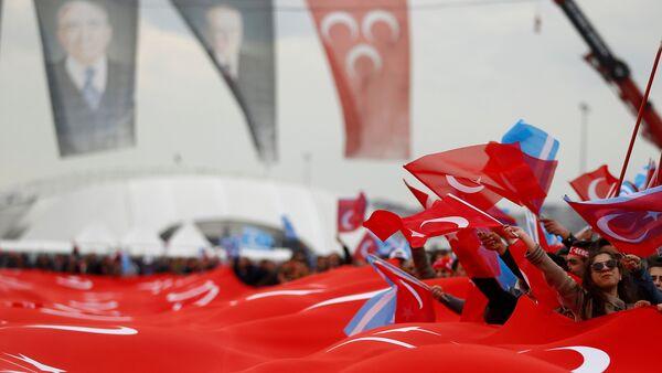 MHP / Referandum - Sputnik Türkiye