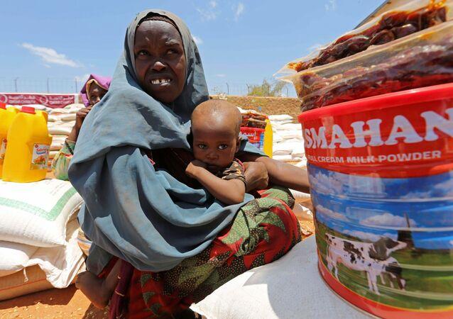 Somali / Açlık / Kıtlık