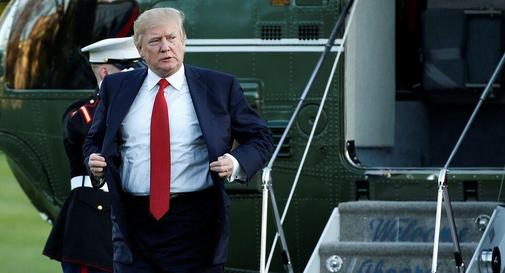 ABD Başkanı Donald Trump