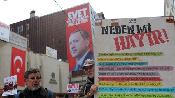 Refarandum / Evet / Hayır - Sputnik Türkiye