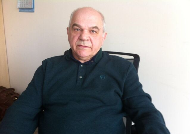 Rusya'nın ünlü Türkologlarından Prof. Dr. Aleksandr Kolesnikov