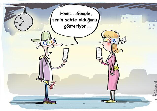 Google'ın küresel haber doğrulama sistemi