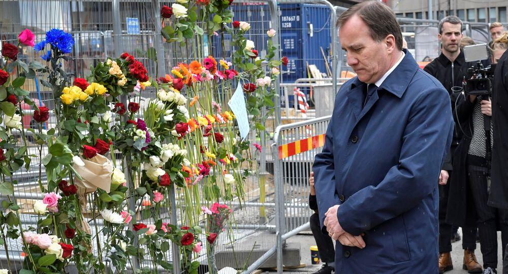 İsveç Başbakanı Stefan Löfven