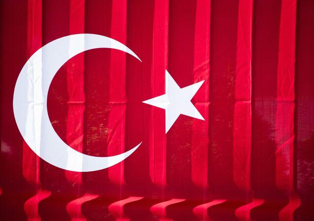 Türk bayrağı / Türkiye'nin Berlin Büyükelçiliği