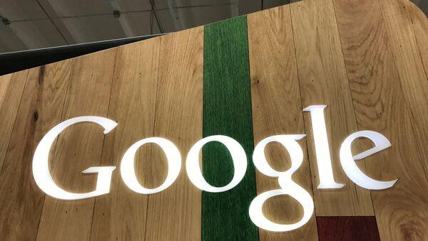 Google logosu - Sputnik Türkiye