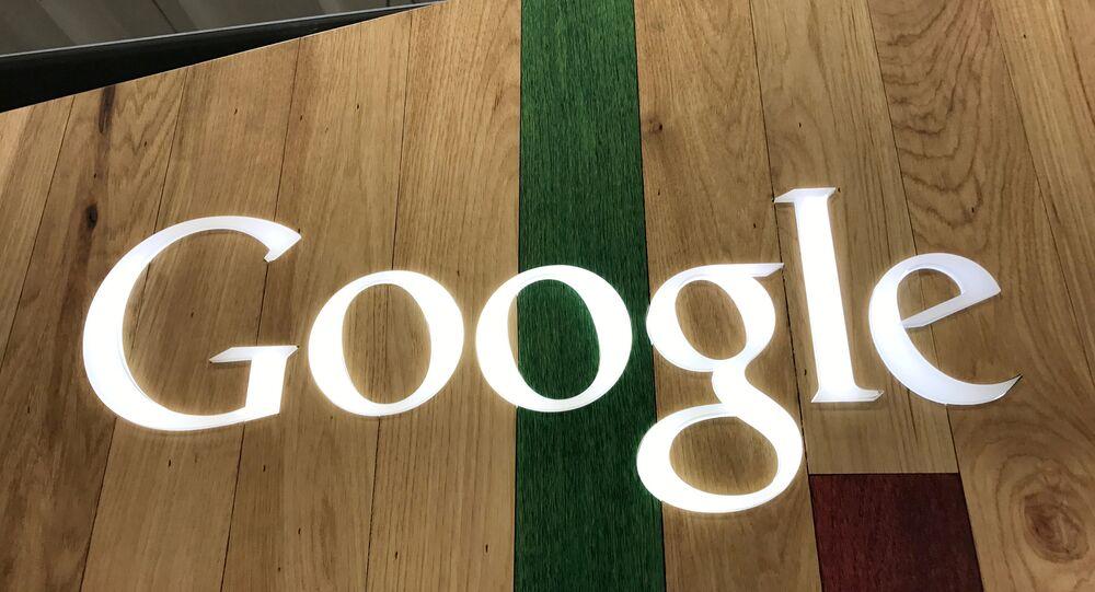 Google logosu